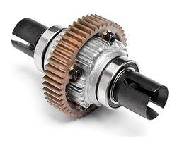HPI-87568 Complete alloy diff gear set - baja 5b