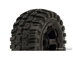 PR1148-13 (xtr) pair pre-assembled on black desperado wheels