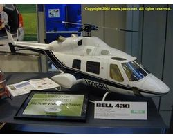 0405-908 Bell 430 gs - made on order