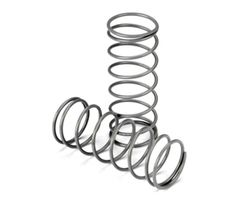 "LOSA5455 15mm Springs 3.1"" x 4.0 Rate, Grey"