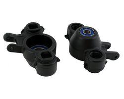 RPM80582 Revo steering knuckles- black