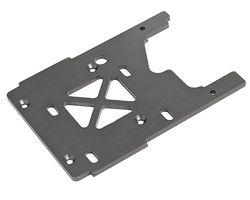 HPI-86080 3mm engine plate grey savage