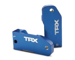 38-3632A  blue caster blocks l&r 30 degree (AKA TRX3632A)