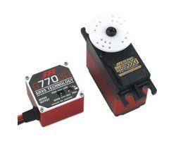 JRPG770.8900 G770T Gyro + 8900G Servo Combo