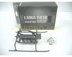0301-035 Xrb-sr lama sikds gray with ba