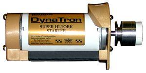SUL-603 Starter 12v dyn +alum cone to 2.40 40cc