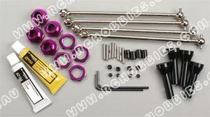 HPI-87230  HPI 17mm hex hub conversion set w/uv