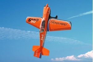 PHSBACH-55 Phoenix sbach aerobatic model for .55 size engine