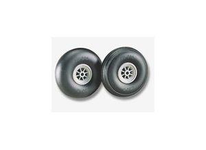 DBR175T 1-3/4in Dia Treaded Surf Wheel   (1 pair per card)