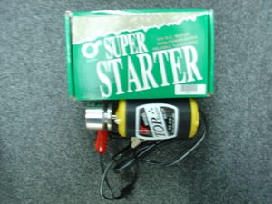 MY296 C.y. 60/120 size starter motor