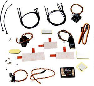HT5830 Telemetric Sensor Pack (Sensor Station, 4x Temp, 2