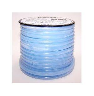 DBR197 Blue Silicone Tubing  Medium (50ft spool) per foot
