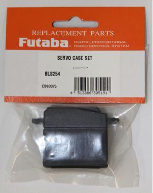 FUTSCBLS254  Brushless Servo Case Set BLS254