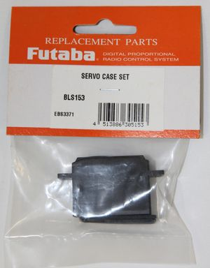 FUTSCBLS153  Brushless servo case set bls153
