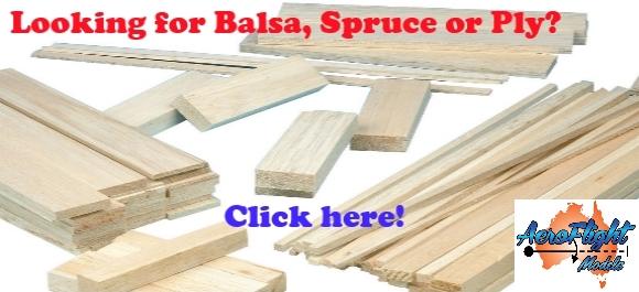 balsa wood spruce plywood diy building materials
