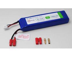 HP-FG320-3000-2S Receiver Battery Pack - LiFe 6.6V 3000mAh (20C)