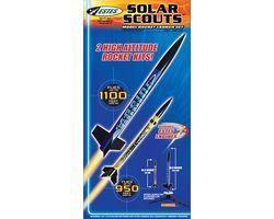 EST-1475X LAUNCH SET KIT SOLAR SCOUTS w/o ENG TR QB M+R