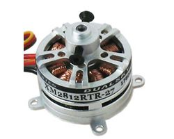 DSXM2812RTR-27 Dualsky 270 brushless motor w/built-in esc