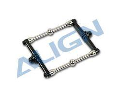 H2500600 Metal Flybar Control Set Black