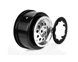 LOSB7016 Front wheels set: xxx-sct, scb