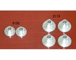 0186 Grommet spacer 4c-120