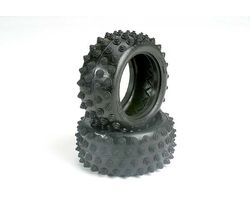 "38-1770 ""tyres 2.15"""" spiked-rear"" (AKA TRX1770)"