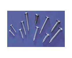 DBR525 2 x 3/8 Button Hd Sht Metal Scw (8 pcs per pack)