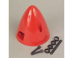 DBR280 2-1/4in Spinner  Red (1 pc per pack)