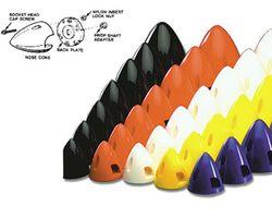DBR279 2-1/4in Spinner  Black (1 pc per pack)