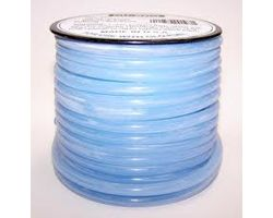 DBR197 Blue Silicone Tubing  Medium (50ft spool) per foot