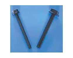 DBR142 1/4-20 x 2in Nylon Wing Bolts (4 pcs per pack)