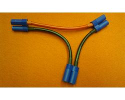 EFLAEC508 EC5 Battery Series Harness, 10Awg