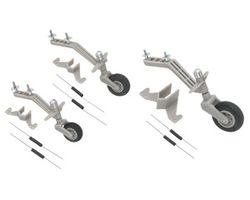 DBR957 Semi Scale Tailwheel System 60-120 aircraft