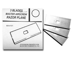 MA4101 MASTER AIRSCREW REPLACEMENT PLANER BLADES