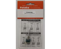 FUTEBT2295 Toggle Switch Top 3TFL101H (3-Pos Momentary (Rever