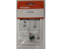 FUTEBT2290 Toggle Switch Top 3TFL101H (3-Pos Toggle momentary