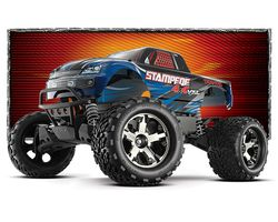 39-6708 Traxxas Stampede 4x4 VXL RTR 2.4Ghz