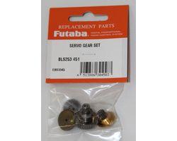 FUTSGBLS451 Brushless servo gear set bls451/253