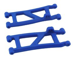 RPM70755 Assoc. GT2 Rear A-arms - Blue