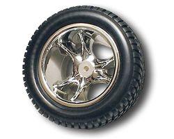 RPM81623 Clawz chrome 6 spoke xxt/nxt rear
