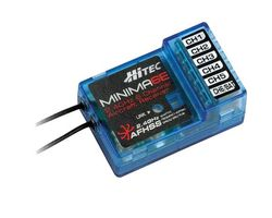 HTR-MINIMA6E 2.4GHz 6CH MINI RECEIVER (FULL RANGE PARK FLYER) E