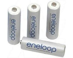 HR-3UTGL 2000mah eneloop single cell