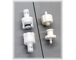 BVM5498 Screw Type Air Disconnects (2/pk)