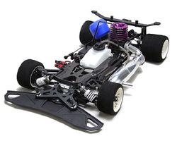 H2001-MRX5 MRX5 Chassis car kit (H2001)OnRoad 1/8 4WD
