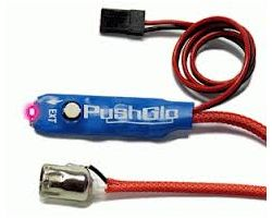 ZDN-PG-A PUSH GLO (Alligator pigtail)