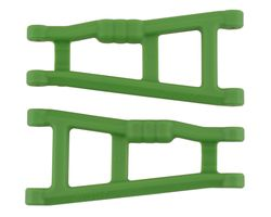 RPM80184 Elec stampede/rustler rear arms- green