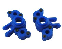 RPM73165 Rpm 1/16 e-revo/slash axle carriers - Blue