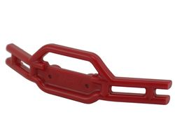RPM73989 Front bumper - red - 1/16 e-revo