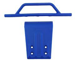 RPM80955 Front Bumper&Skid Plate for Traxxas Slash - Blue