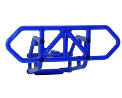 RPM80125 Blue Rear Bumper for the Traxxas Slash 4x4